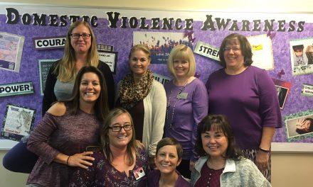 """Purple Thursday"" in Montrose"