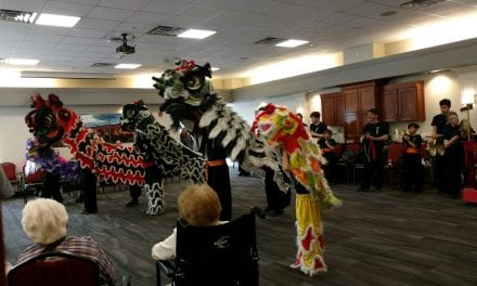 Chinese New Year at The Commons