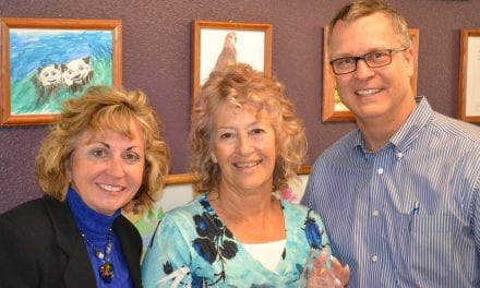 Celebrating Senior Daybreak Volunteer Sharlotte Fox