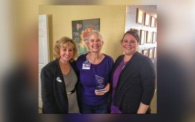 Debbie Takaki – Volunteer Mission Award Winner