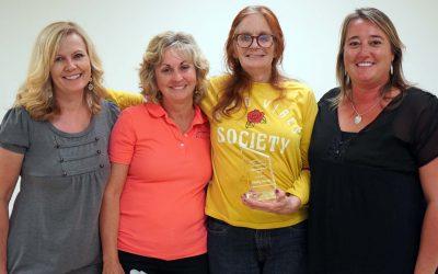Shelley Martin – Volunteer Mission Award Winner
