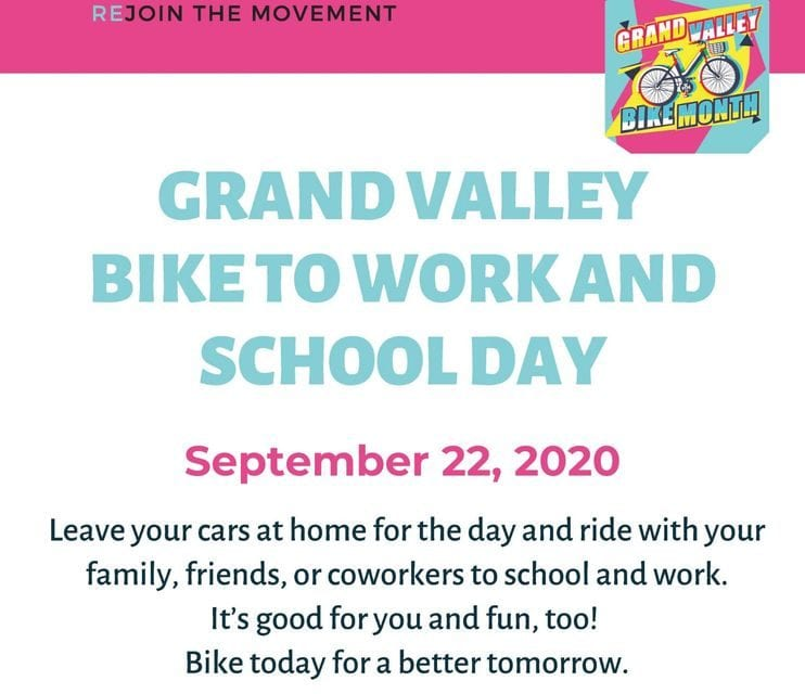 Grand Valley Bike Month