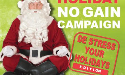 Holiday No Gain Campaign