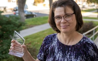 Sherri Dixon – Volunteer Mission Award Winner
