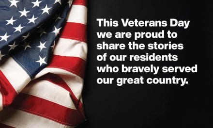Our Residents Share Their Stories