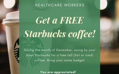 Free Starbucks Coffee!