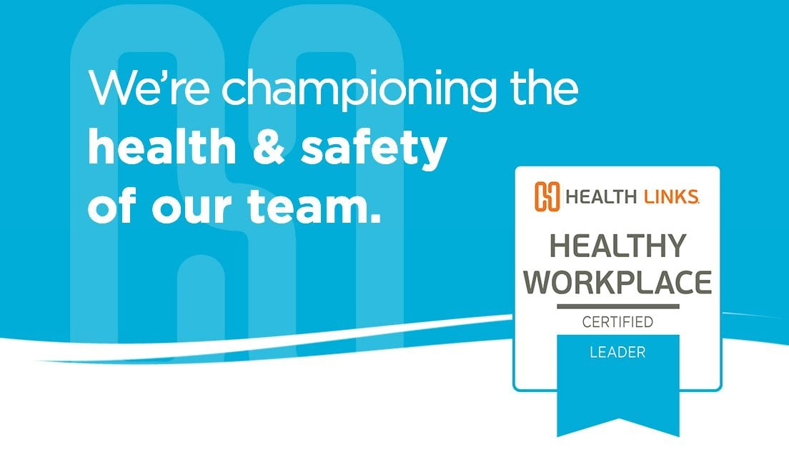 2021 Certified Healthy Workplace