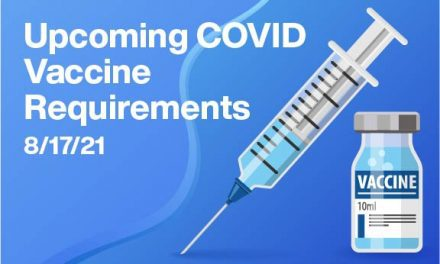 Hilltop's Upcoming COVID Vaccine Requirements